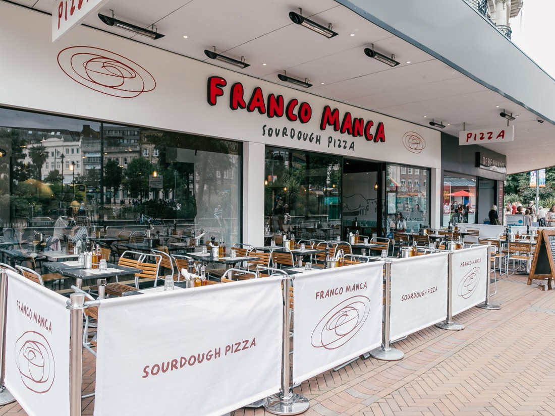 Franco Manca Bournemouth
