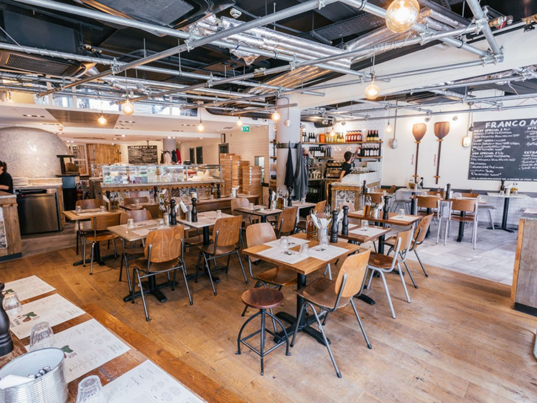 Franco Manca Broadgate Circle