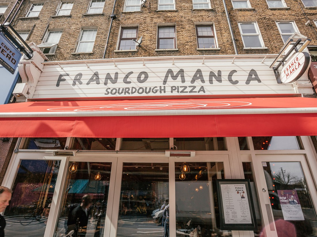 Franco Manca Kentish Town