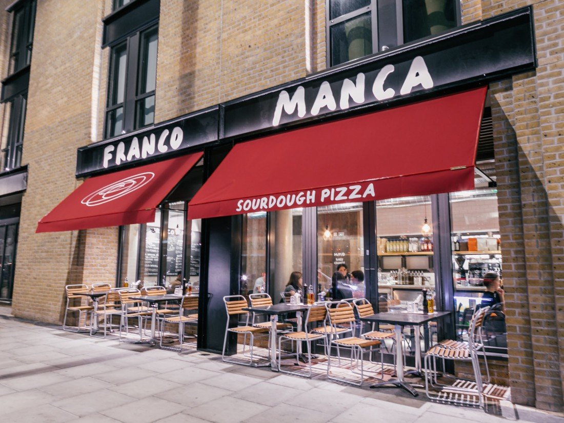 Franco Manca Kings Cross