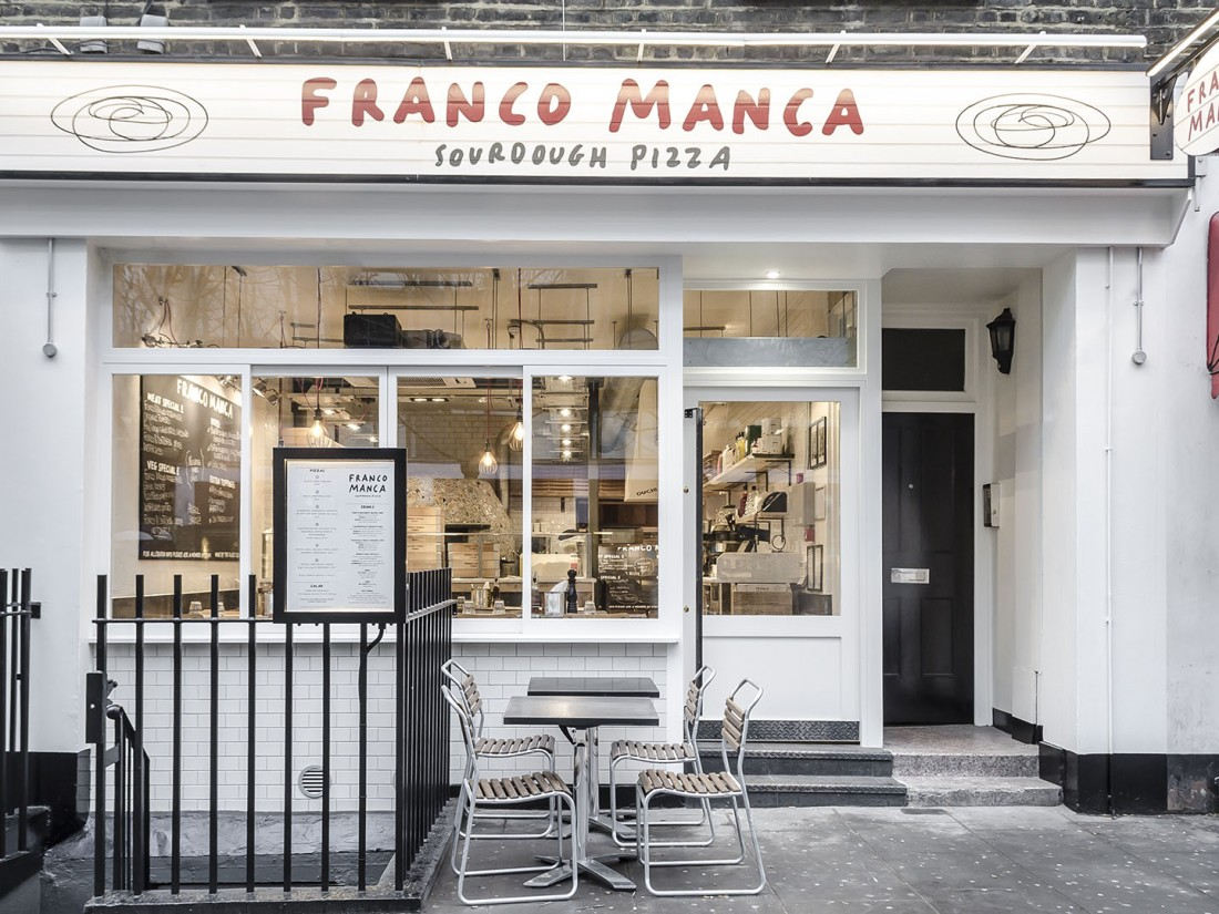 Franco Manca Russell Square